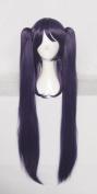Ebisuzawa Kurumi Purple 80cm Cosplay Wig + Free Wig Cap