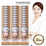 Lots 30pcs Set CHAHONG ardour All Hit Hair Pack 35g, Self Hair Care, Home Care