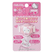Hello Kitty opened not pin-chan Card clip