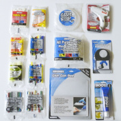 Surebonder Deluxe Mini Glue Gun/Glue Stick Kit