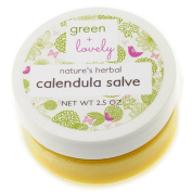 Nature's Herbal Calendula Salve, Multipurpose Skin Ointment. Skin Cream.