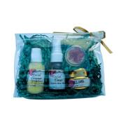 Honey Girl Organics Facial Care Gift Pouch, 2.85 Fluid Ounce