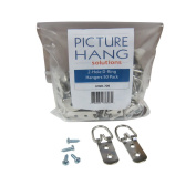 2-Hole D-Ring Hangers - 50 Pack