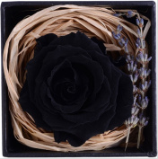 Never Withered Roses, Upscale Immortal Flowers, Fresh Roses, Flowers, Gift Boxes, Gift Ideas 8.9cm *8.9cm *8.9cm