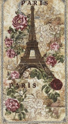 Timeless Treasures 'Paris' Vintage-looking Cotton Fabric Panel