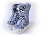 Yeezy Boost 750 Crochet for Babies |