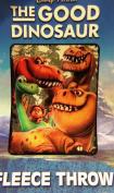 Disney's the Good Dinosaur 100cm x 130cm Kids Soft Fleece Throw Blanket