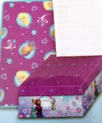 Frozen Loving Sisters Blanket and Storage Box Gift Pack