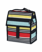 PackIt Baby Large Freezable Bottle Tote, Surf Stripe Print