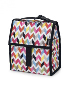 PackIt Baby Large Freezable Bottle Tote, Ziggy Print