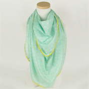 Logan + Lenora Boho Nursing Scarf - Nursing Cover for Breastfeeding - 4 Ways to Wear - Made in USA