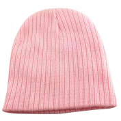 Happy Cherry Newborn Baby Infant Kid Spring Winter Warm Knit Hat Crochet Beanie