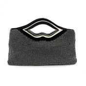 Kingluck Diamond with Aluminium Sheet Women's Euramerican Crapy Paillette Evening Bag