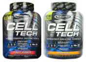 Cell Tech 2.7kg Fruit Punch/2.7kg Orange