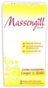 Massengill Extra Cleansing Vinegar and Water Disposable Douche 130ml 2-Count (Pack of 3) by Massengill