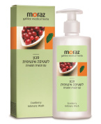 New Herbal Moraz Cranberry Intimate Wash for Women, 250 ml Feminine Hygiene