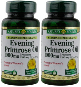 Nature's Bounty Evening Primrose Oil, 1000mg, 120 Softgels