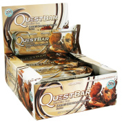 Quest Bars-Double Chocolate Chunk 48 Bars