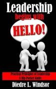 Leadership Begins with Hello!