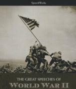 The Great Speeches of World War II [Audio]