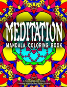Meditation Mandala Coloring Book - Vol.1