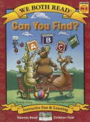 Can You Find? (We Both Read - Level Pk-K)