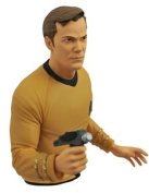 Star Trek Captain Kirk Bust Bank