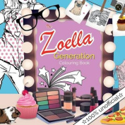 The Zoella Generation Colouring Book