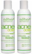 Alba Botanica ACNEdote Deep Pore Wash, 180ml Bottles