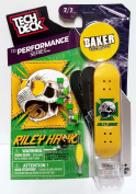 Tech Deck TD Performance Series 7/7 Riley Hawk Baker Skateboards Fingerboards