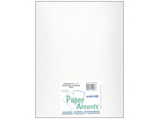 Paper Accents Extra Heavy Chipboard White 22cm x 28cm 25 sheets