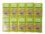 Organ Sewing Machine Needles 100 Count Size 90 /14