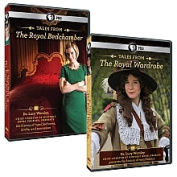 Tales from the Royal Wardrobe and Bedchamber [Region 4]