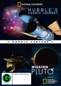 National Geographic Double Feature - Hubble's Cosmic Journey / Pluto Encounter [Region 4]