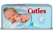 Cuties Baby Nappies - Newborn CASE/168