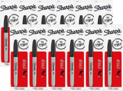 Sharpie Permanent Marker, Fine Point, Black (30101)