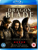 Dragon Blade [Region B] [Blu-ray]