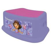"Dora Butterfly Buddies Step Stool "" Purple"