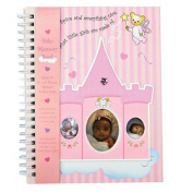 Baby Essential Memory Book Sugar and Spice