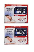 Breathe Right Nasal Strips, Extra, 88 Strips