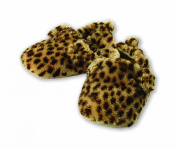 The Babymio Collection Booties, ChiChi the Cheetah, 12 Months