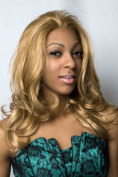 RnB Collection Synthetic hair lace front wig, GEM Colour #1