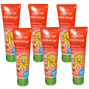 Jason Natural Products Kids Only Strawberry Toothpaste