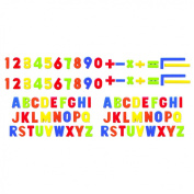 PlayGo Alphabet Magnetic Letter Numbers and Mathematical Figures