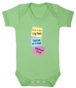 Note To Self Babygrow