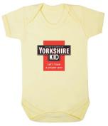 Yorkshire Kid Babygrow