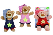Simba Abc 104017556 Cuddly Teddy Bear - 3 Assorted