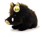 Sunny Toys 30991 - Soft Toy Wild Boar, 28 cm