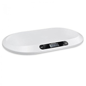 Oypla Digital Electronic High Quality 20kg Baby Infant Pet Midwife's Weighing Bathroom Scales
