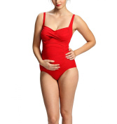 Petit Amour Maternity Swimsuit Ada as set 'Pretty in Red Sizes in Cup size B/C - ('s Room PA Regular